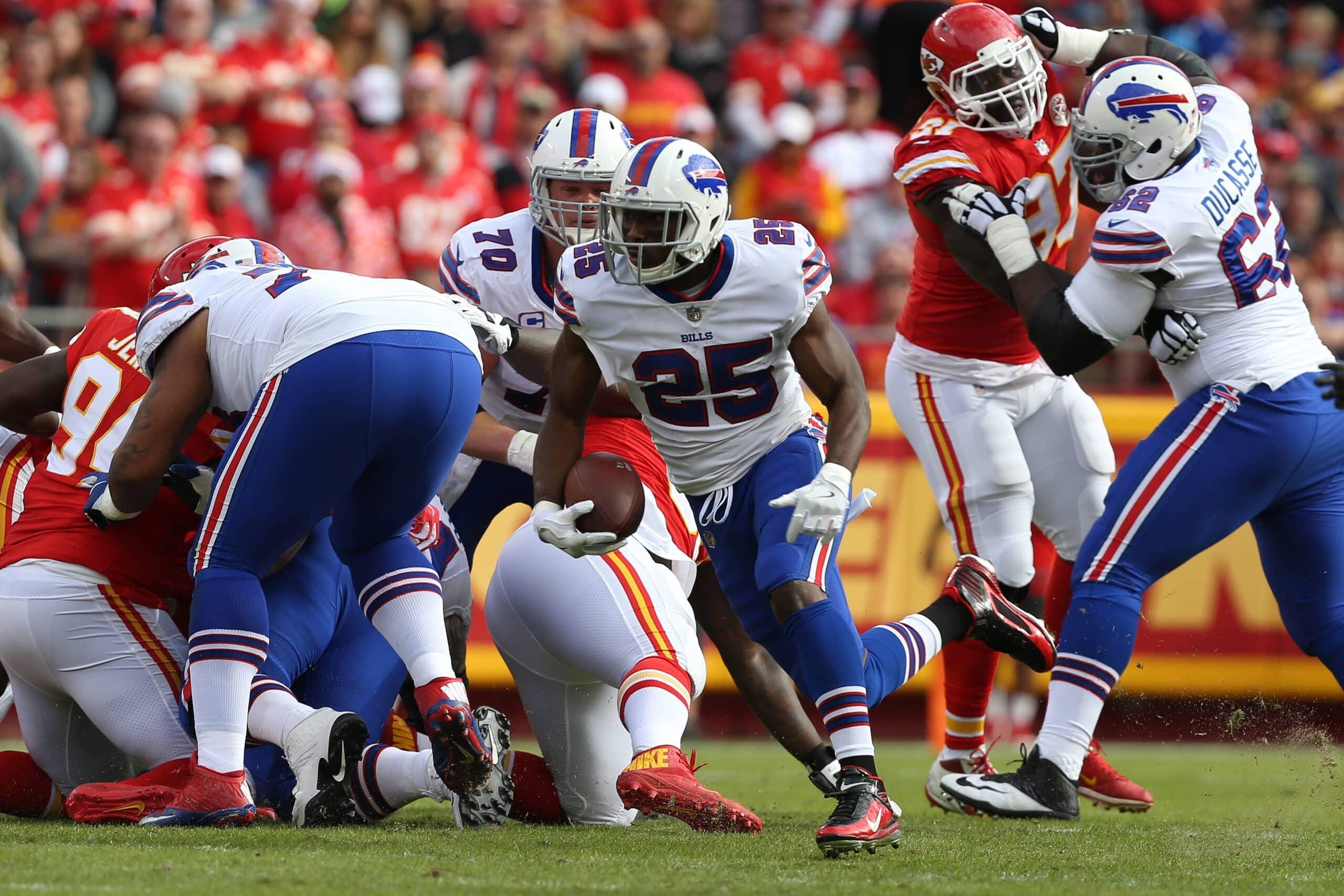 Buffalo Bills gegen Kansas City Chiefs