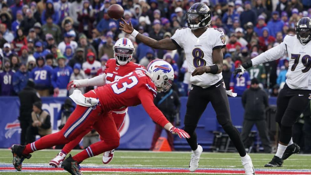 NFL Wetten: Baltimore Ravens – Buffalo Bills Wett Tipp und Prognose