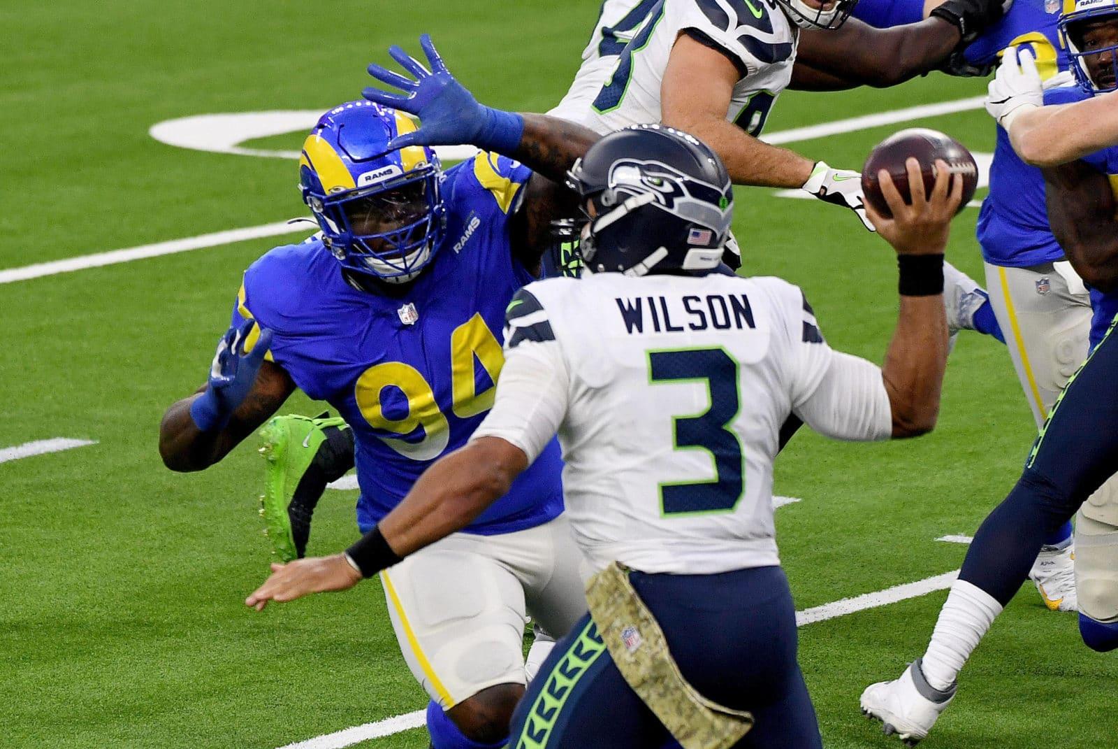 Seattle Seahawks vs. Los Angeles Rams