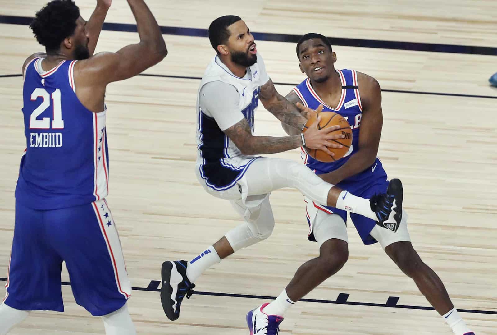Philadelphia 76ers vs. Orlando Magic