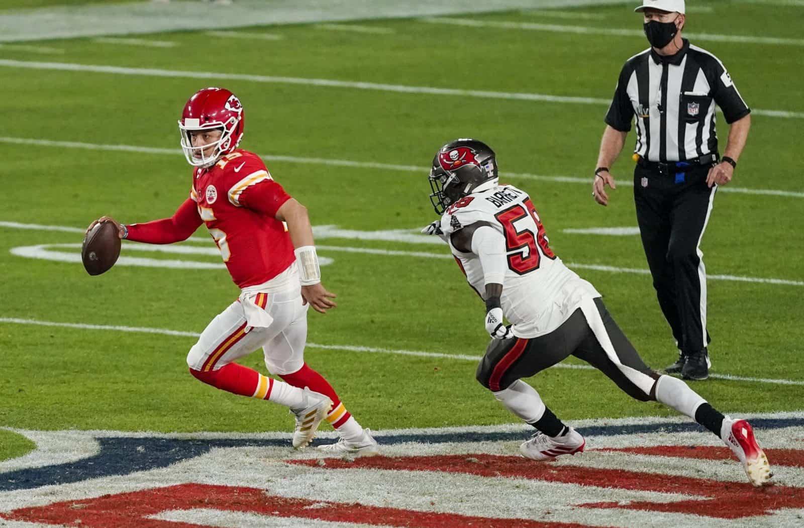 Shaquil Barrett im Super Bowl LV